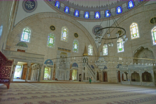 yavuz sultan selim mosque turkey