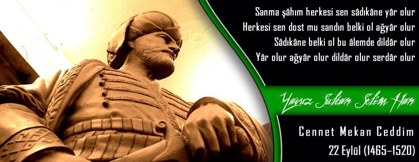 yavuz sultan selim khan
