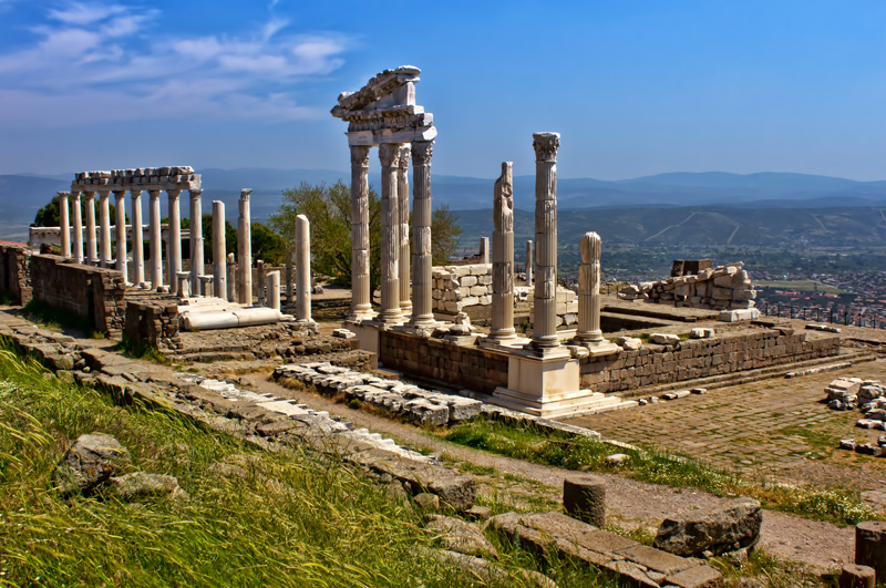 bergama turkey pergamon