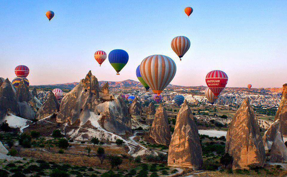 cappadocia turkey baloon